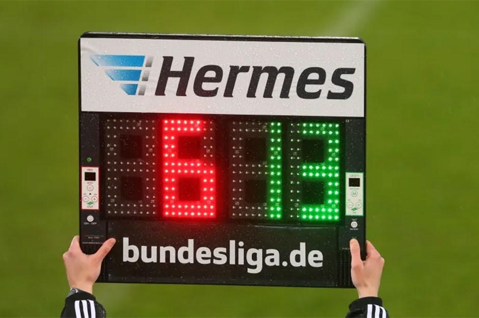 Bundesliqada 5 oyunçu dəyişikliyi həyata keçirildi -