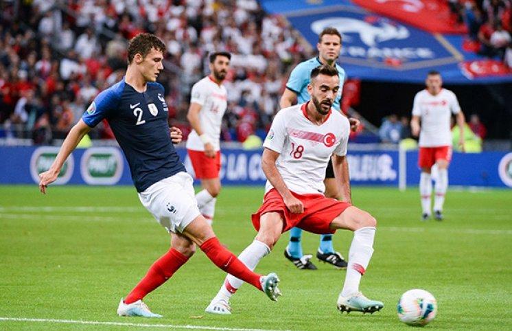 Fransa - Türkiyə oyununda qalib müəyyənləşmədi, Portuqaliya Ukraynaya uduzdu