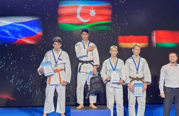 Cüdoçularımız beynəlxalq turnirdə 3 medal qazandı (FOTOLAR)