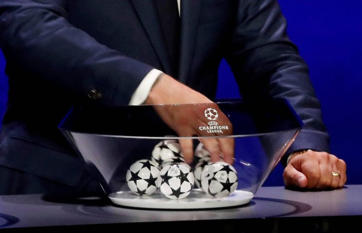Çempionlar Liqasında 2019/2020 mövsümünün son püşkü atılır