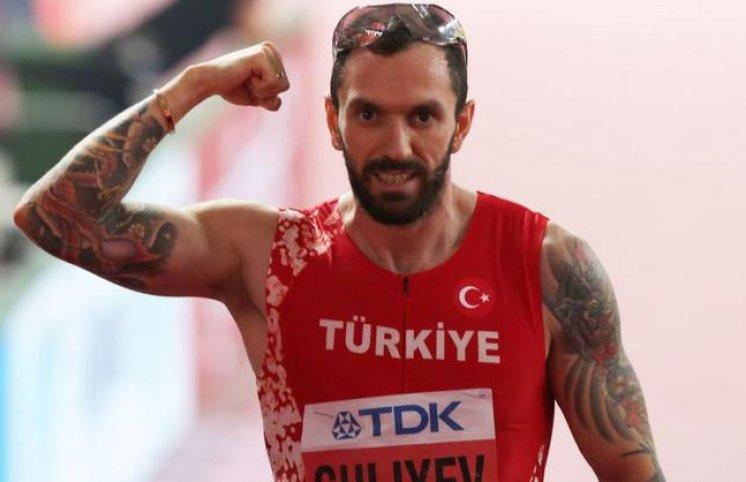 Ramil Quliyev yenə birinci oldu