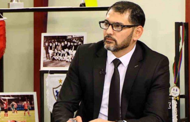 """""""Neftçi"""" rəsmisindən FİFA-ya şikayət olunacaq"""