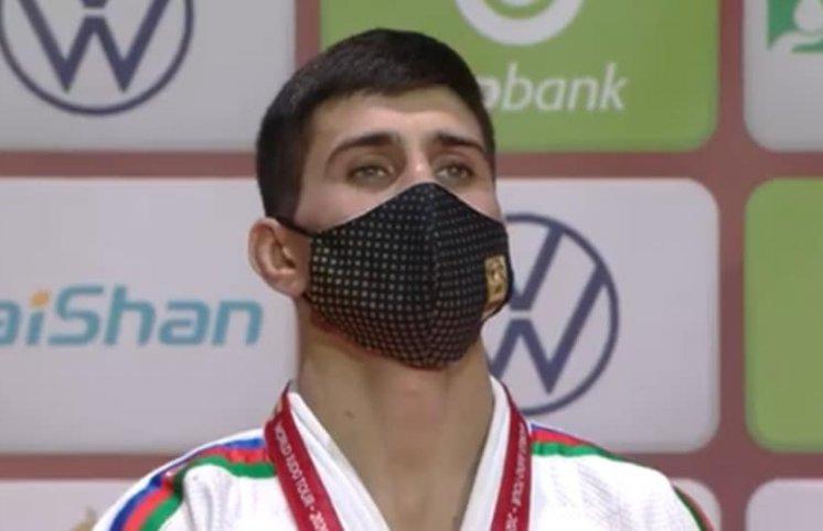 Cüdoçumuzdan qızıl medal və əsgər salamı - FOTOLAR