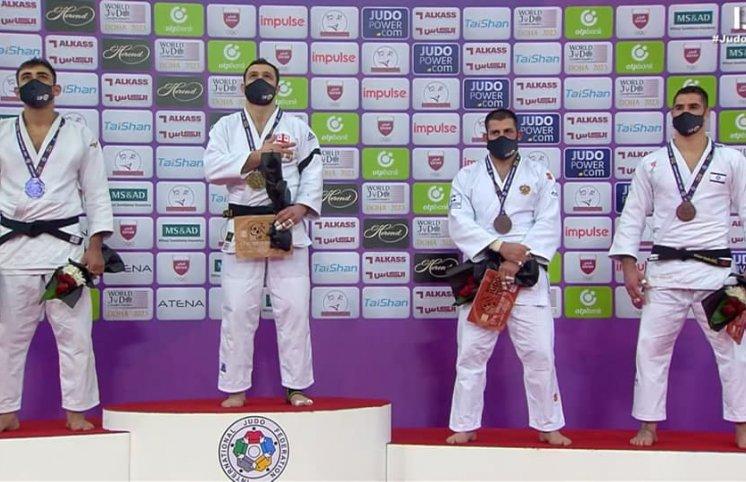 Cüdoçularımız Qətərdə iki medal qazandı - FOTOLAR